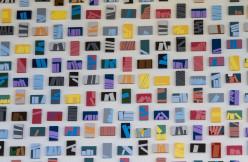 Cliff Eyland 'Book Shelf paintings' (2014)